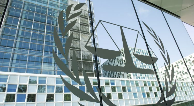 Premises of the International Criminal Court in The Hague, Netherlands