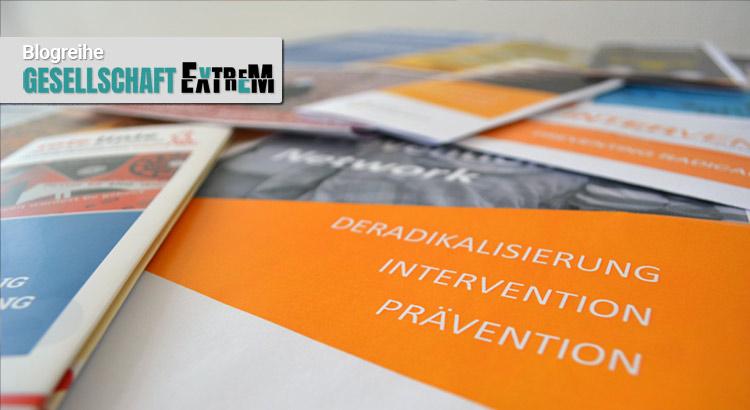 Vielfältige Materialien zur Extermismusprävention | Quelle: eigenes Bild