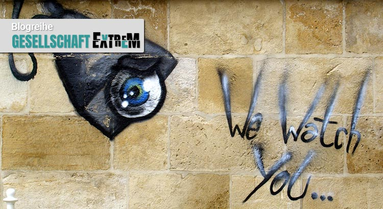 We watch you