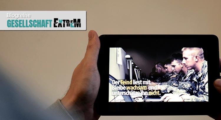 """Das salafistisch-dschihadistisches Online-Magazin """"Kybernetiq"""""""