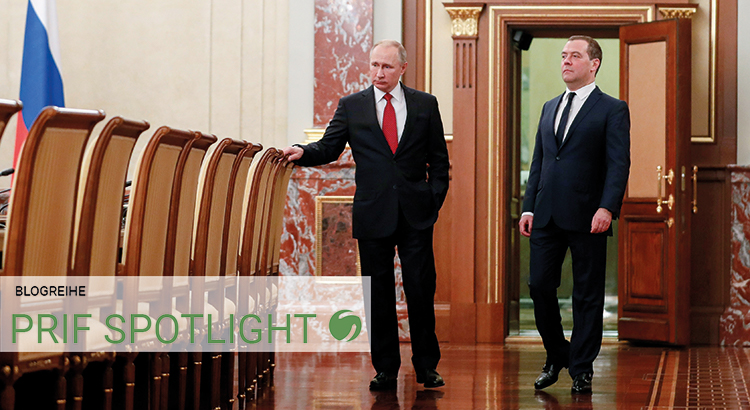 Lost In Transition Putin S Strategy For 2024 Prif Blog