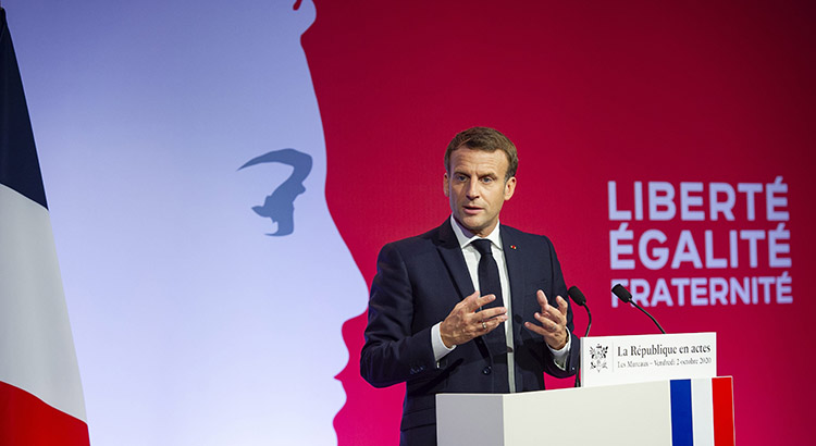 Macron S Plan For Fighting Islamist Radicalization And What Germany And Other European Countries Should And Shouldn T Learn From It Prif Blog