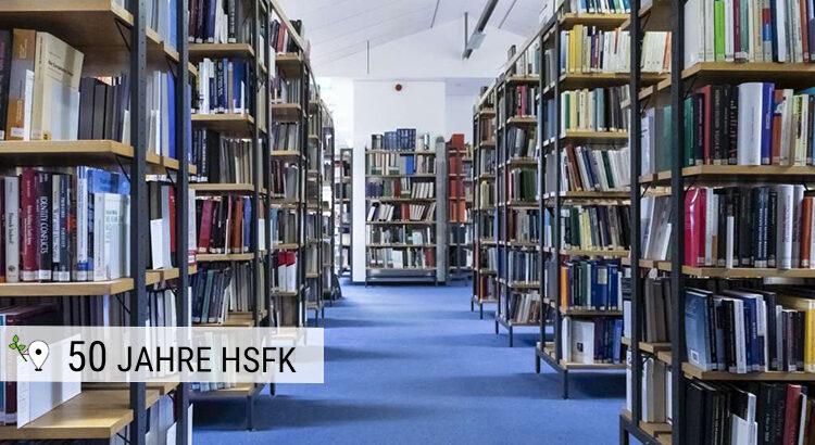 Die Bibliothek der HSFK