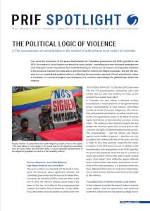 Publication Cover: PRIF Spotlight 15/2020